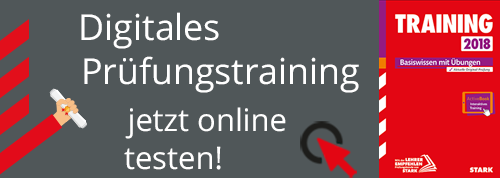 Interaktives Prüfungstraining